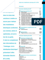 guide de la distribution électrique BT