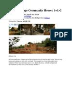 -Suoi ReVillage CommunityHouse