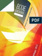 Catalogo ECOE EDICIONES 2012