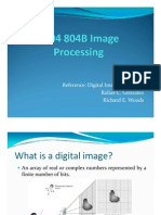 Digital Image Processing Fundamentals