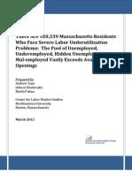 Paper on Under Utilization Problems