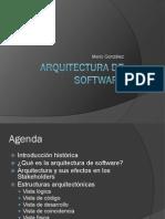 Estructuras Arquitectonicas de Software