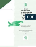 Área de Anidación de Tortugas Marinas Colombia