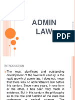 Administrative Law 1
