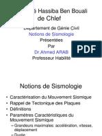 Arab Sismologie