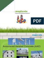 Magicrete.presentation