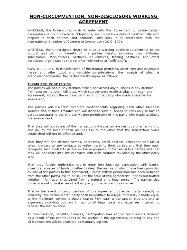 Ncnd agreement consideration civil law legal system platinumwayz