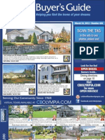 Coldwell Banker Olympia Real Estate Buyers Guide March 24th 2012