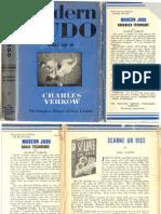 Modern Judo Volume  2 - Charles Yerkow 1942