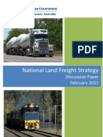National Land Freight Strategy 2011