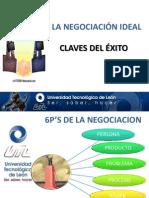 1.- Negociación - Presentación Cuatrimestral