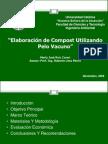 Elaboración de Compost