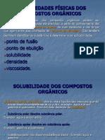 propriedadesfisicasdoscompostosorganicos_1250879229