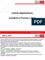 Oracle ATP Applearn
