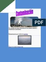 La Contaminacion Maritza Villamizar