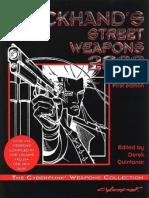 Blackhand's Street Weapons
