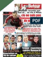 LE BUTEUR PDF du 22/03/2012