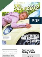 Car Care 2012