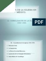 Historia de La Igl.en Mex