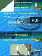 Enfermedad Periodontal y Tabaquismo