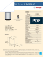 Bosch SHE45M0_UC