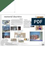 Projeto Arquitetonico - Revitalização Centro de Dança Memorial