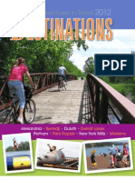 Destinations - Adventures in Travel 2012
