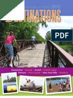 Destinations - Adventures in Travel 2012