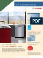 Bosch SHE53L0