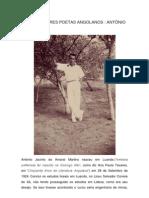 Um Dos Maiores Poetas Angolanos