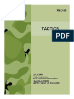 [eBook - Military] US Army Field Manual 003-090 Operations) Tactics JUL2001