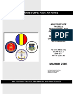 [eBook - Military] US Army FM 03-011 (03-100) Operations) Multi Service Tactics, Techniques, And Procedures for Nuclear, Biological, An