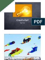 Creativiteit Hoe Zo3203