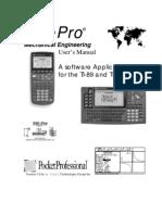 Manual Me Pro