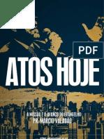 Atos Hoje - Pr. Márcio Valadão