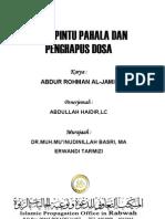 [Abdurrahman Al-Jami'] Pintu Pahala Dan Penghapus Dosa