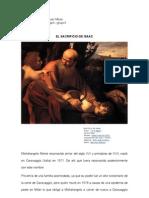 El Sacrificio de Isaac_Vasari