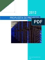 Propuesta de Proyecto Asir
