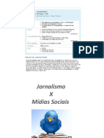 Jornalismo x Redes Sociais Jun11