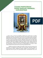Biography of Sarguru