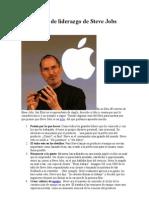 8 Ejemplos de Liderazgo de Steve Jobs