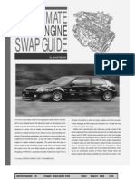 Civic Engine Swap Guide