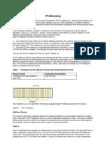 Ip Address Classification