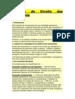 Resumo de Direito das Sucessões II