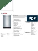 Bosch SHX9ER55UC