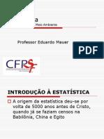 Apresentação Estatistica Alula I PDF
