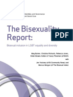 Bisexuality Report Final
