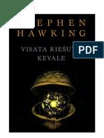 Hawking. .Visata.riesuto.kevale.2006 Krantai