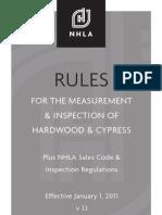 2011 Rules Book