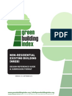 GBI Design Reference Guide - Non-Residential Existing Building (NREB) V1.01